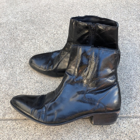 cd56b2ef0 Stacy Adams Shoes | Vintage Mod Cowboy Ankle Chelsea Boot | Poshmark